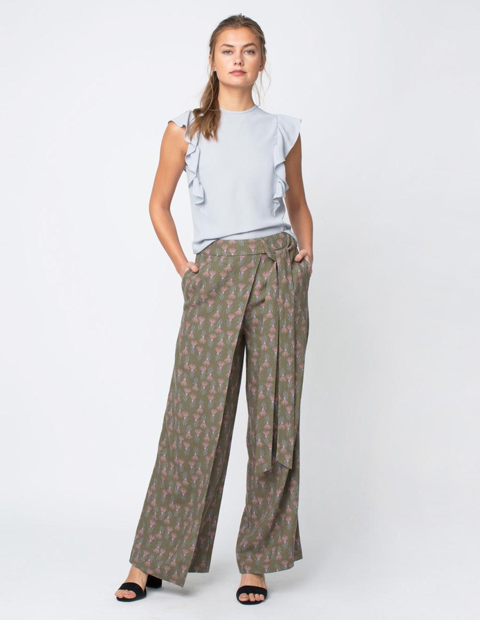 Falda + pantalón = la más auténtica