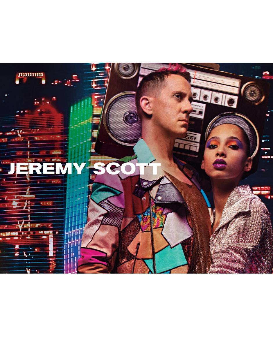 Jeremy Scott M.A.C